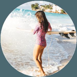 Activities surf